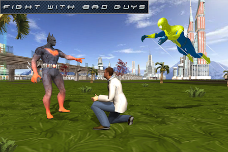 Super Spider VS Super Villains - náhled