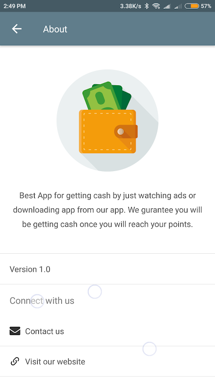 Make Money - Real Cash – (Android تطبيقات) — AppAgg