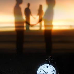 by Asmin Dark - Wedding Bride & Groom