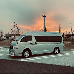 ハイエース スーパーロングのカスタム事例画像 Kazuyaさんの2020年10月28日23:09の投稿