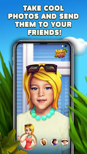 Funky Faces screenshot 11