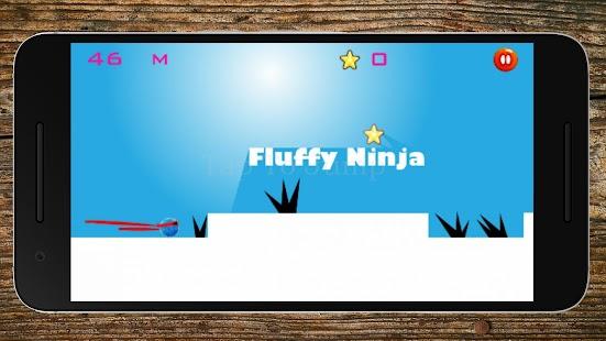 fluffy ninja - náhled