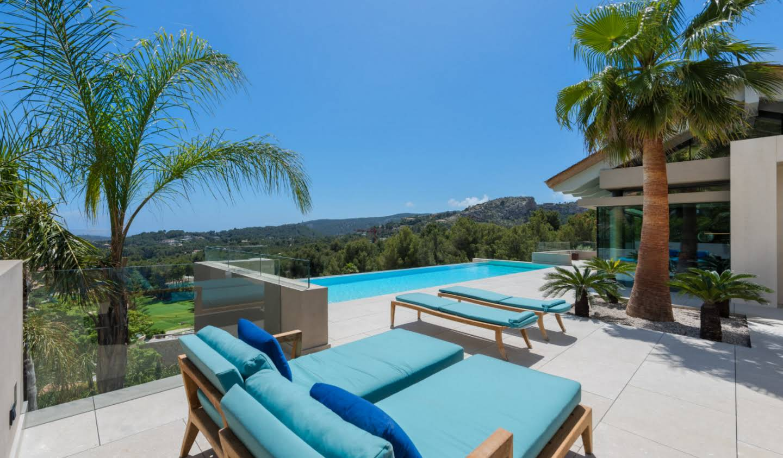 Propriété avec piscine et jardin Palma