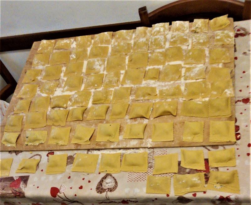 Classici tortelli maremmani di MORENO ANTOGNOLI
