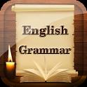 English Grammar Book Premium icon