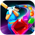 Cricket Rivals - New Cricket Match 3 Puzzle Games icon