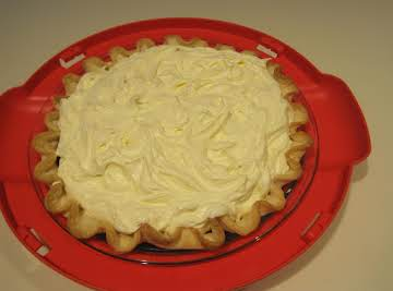 Peanut Butter/Chocolate/Banana Pudding Pie