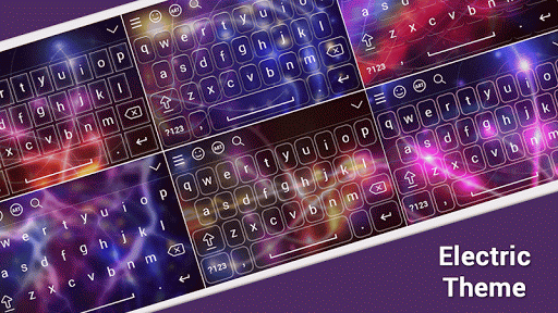 Electric Keyboard Theme
