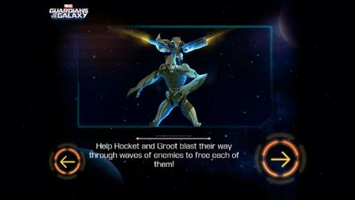 Guardians of the Galaxy - Galactic Race  screenshots EasyGameCheats.pro 3