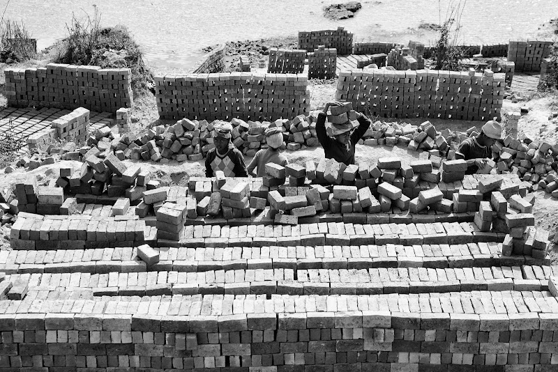 La fabbrica dei mattoni di Jackass1991