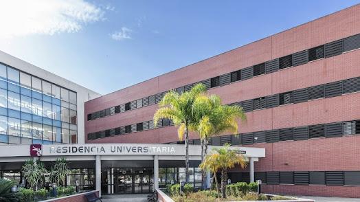 Instalaciones de la Residencia Universitaria de Promobys.