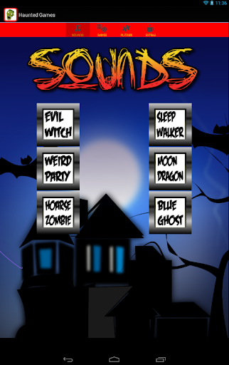 Haunted Games