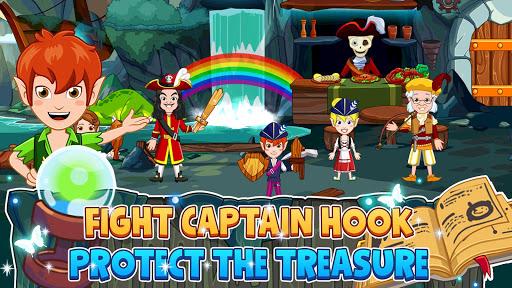 Screenshot for Wonderland : Peter Pan in United States Play Store