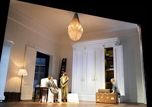 Photo: Wien/  Theater in der Josefstadt: AM ZIEL von Thomas Bernhard. Inszenierung Cesare Lievi. Premiere am 12.3.2015.  Christian Nickel, Andrea Jonasson, Therese Lohner. Foto: Barbara Zeininger
