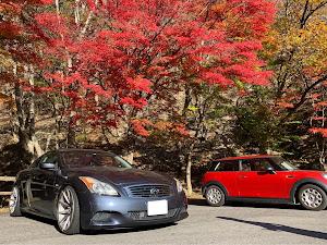 スカイラインクーペ CKV36 2008年式   Type-S   MTのカスタム事例画像 杏〜kyo〜さんの2019年11月18日08:50の投稿