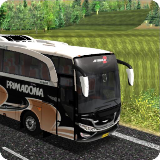Livery Bus Primadona icon