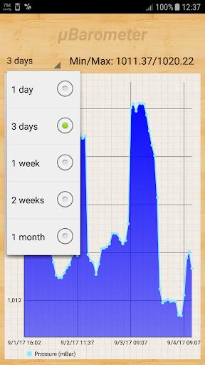 mu Barometer 3.0.1 screenshots 4