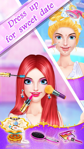 ud83dudc57ud83dudcc5Princess Beauty Salon 2 - Love Story  screenshots 18