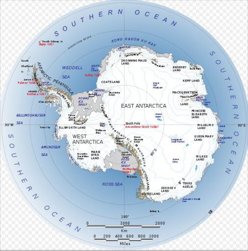 Aussies set record for unsupported Antarctic trek