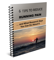 FREE REPORT: 6 Tips to Reduce Running Pain