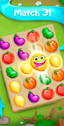 Funny Farm match 3 Puzzle game! APK screenshot thumbnail 1