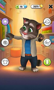 My Talking Tom Mod Apk 5.7.1.522 Download 3