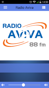 Radio Aviva Montpellier- screenshot thumbnail