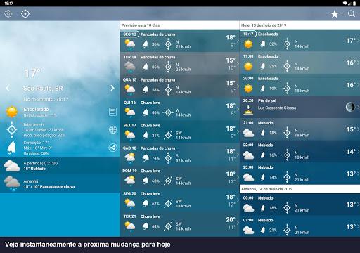 Tempo Brasil Clima XL PRO - previsão 10 dias screenshot 10