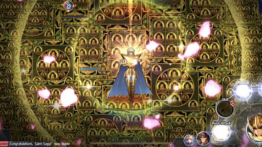 Saint Seiya Awakening: Knights of the Zodiac Screen Shot
