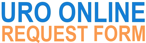 The URO Online Request Forms is for issuance/re-issuance of academic credentials via online.