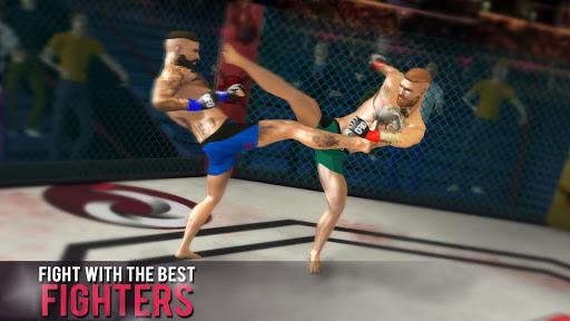 MMA Fighting Games 1.6 screenshots 7