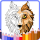 Coloring pages for adults: Animal coloring pages APK
