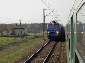 Photo: ET22-2036 {szlak Bobrowniki - Placencja; 2014-04-12}