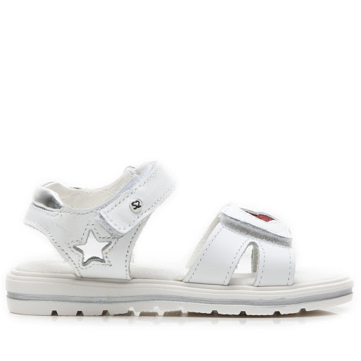 Primary image of Step2wo Heidi - Star & Heart Sandal