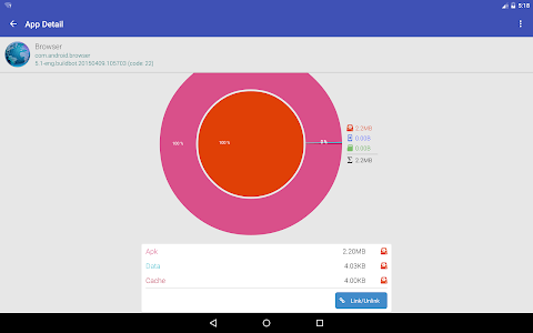 Apps2SD: Link App2SD [ROOT] v5.2 (Pro)
