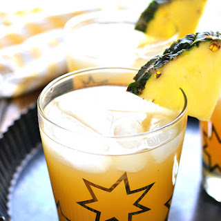Pineapple-Vanilla Breeze
