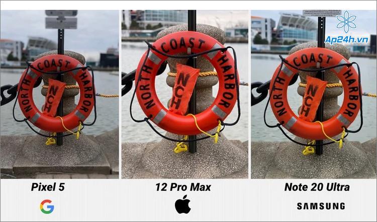 iPhone 12 Pro Max thể hiện khả năng chụp ảnh chân dung ban ngày xuất sắc