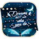 Crescent Moon Quote Keyboard Theme for PC-Windows 7,8,10 and Mac
