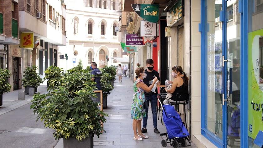 Almería ha registrado 60 nuevos casos de coronavirus en las últimas 24 horas.