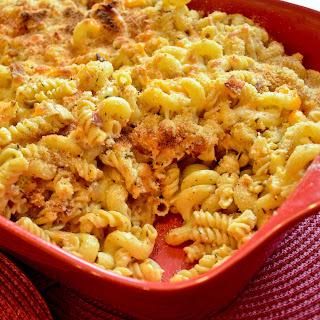 Aged Cheddar & Parmesan Mac