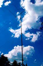 Photo: Stolp z anteno 1