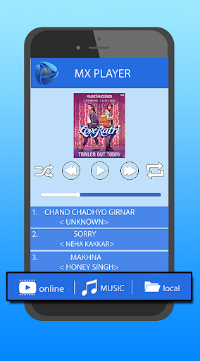 MX Music Plus Video Player ss3