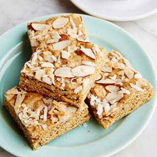 Coconut-Almond Whole-Grain Blondies