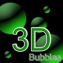 3D Bubbles Live Wallpaper icon