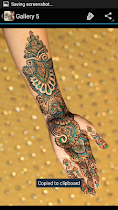 Mehndi Design For Hands - screenshot thumbnail 02