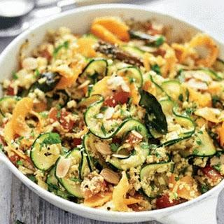 Vegetable Biryani With Cauliflower Rice.