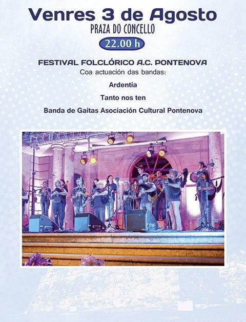 Viernes 3 de agosto verán Cultural