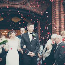 Wedding photographer Ela Szustakowska (szustakowska). Photo of 21.02.2015