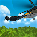 Wingsuit Paragliding- Flying Simulator icon