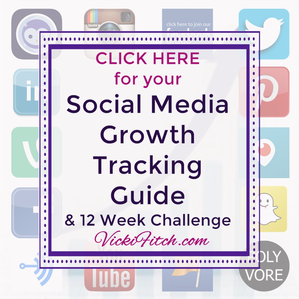 Social Media Growth Tracking Guide